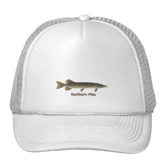 Northern Pike (titled) Trucker Hat