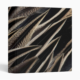 Northern Pintail Duck Feathers Binder