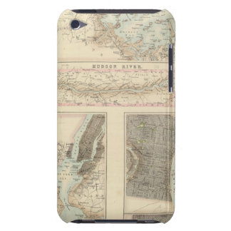 Northern Ports and Harbours in the United States iPod Touch Case