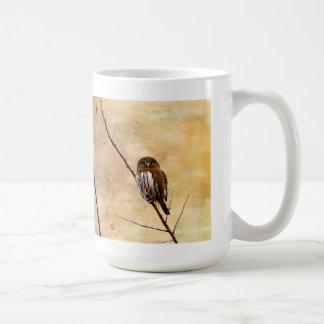 Northern Pygmy Owl Coffee Mug