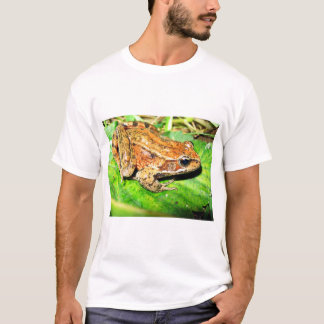 Northern Red legged frog T-Shirt