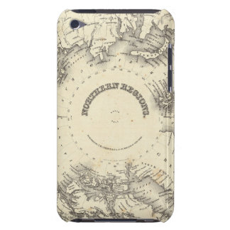 Northern Regions iPod Case-Mate Case