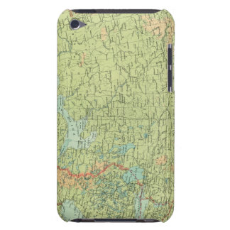 Northern Russia & Finland Case-Mate iPod Touch Case