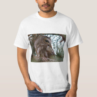 Northern Saw-Whet Owl Gifts and Apparel Shirt