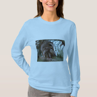 Northern Saw-Whet Owl Gifts and Apparel T-Shirt