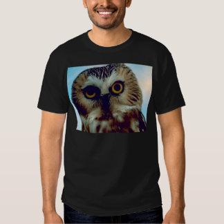 Northern Saw Whet Owl Shirt