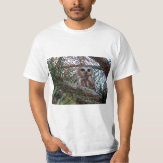 Northern Saw-Whet Owl with Huge Eyes Shirt