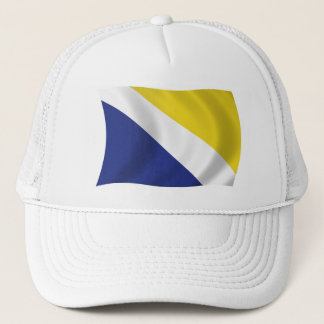 Northern Schleswig Flag Hat