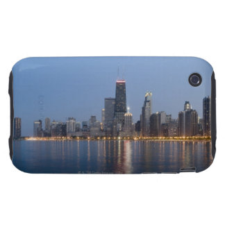 Northern section of the downtown Chicago skyline 2 Tough iPhone 3 Cases