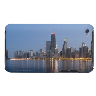 Northern section of the downtown Chicago skyline 2 Barely There iPod Cases