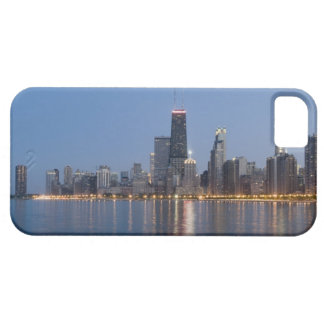 Northern section of the downtown Chicago skyline 2 iPhone SE/5/5s Case