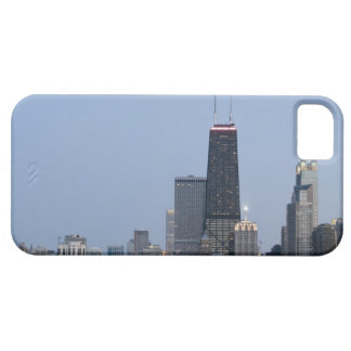 Northern section of the downtown Chicago skyline 3 iPhone SE/5/5s Case