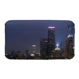 Northern section of the downtown Chicago skyline Case-Mate iPhone 3 Case