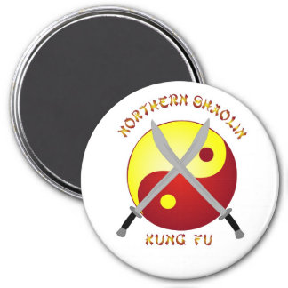 Northern Shaolin Kung Fu Magnet