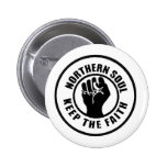 Northern Soul 2 Inch Round Button