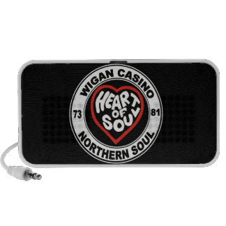 Northern Soul Keep the faith  doodle speakers