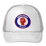 Northern Soul Mod target design Hats