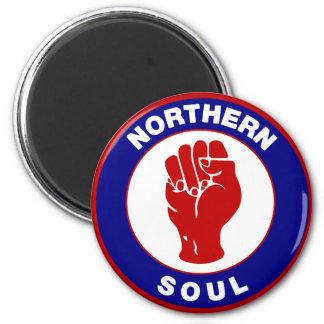 Northern Soul Mod target design Magnet