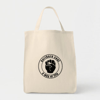 Northern Soul Patch A Way Of Life Bag