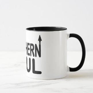 Northern Soul Scooter Boy Mug