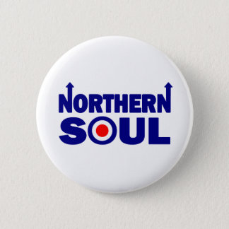Northern Soul Scooter Mod Button