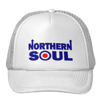 Northern Soul Scooter Mod Hat