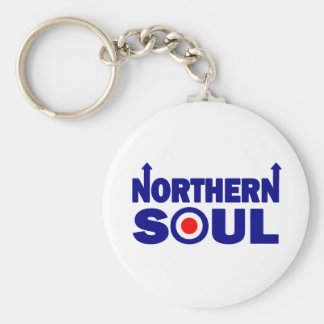 Northern Soul Scooter Mod Keychain