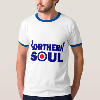 Northern Soul Scooter Mod T Shirt
