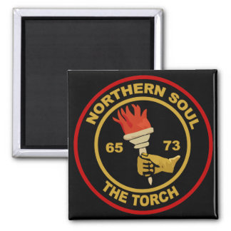 Northern Soul The Torch Refrigerator Magnets