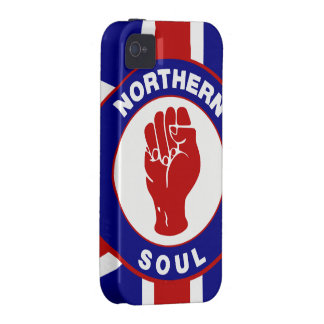 Northern Soul Union jack Vibe iPhone 4 Case