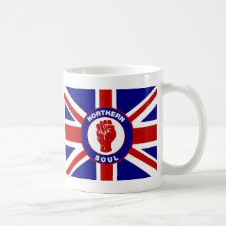 Northern Soul Union jack Coffee Mug