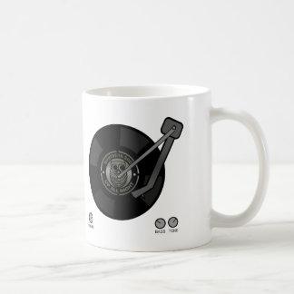 Northern Soul vinyl on turntable Coffee Mug