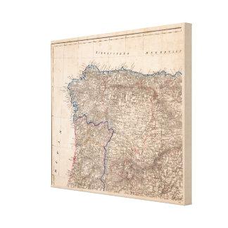 Northern Spain Canvas Print