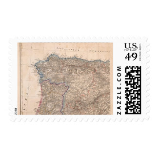 Northern Spain Stamp