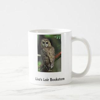 Northern Spotted Owl - Strix occidentalis caurina Coffee Mug