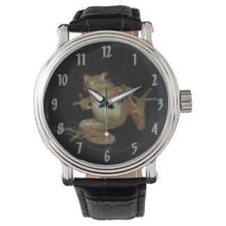 Northern Spring Peeper Wrist Watch