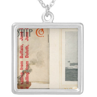 Northern Steamship Company Custom Necklace