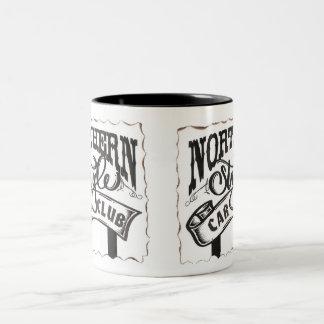Northern style car car club  mug