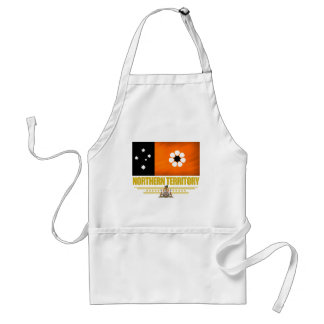 Northern Territory Adult Apron