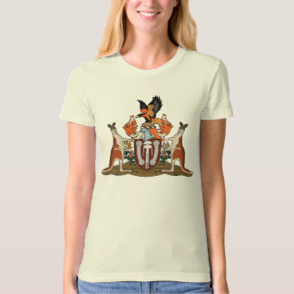 Northern Territory Coat of Arms T-shirt