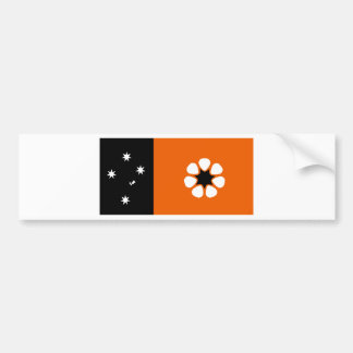 northern-territory-Flag Bumper Sticker