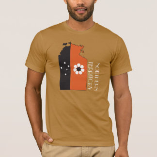 Northern Territory Flag-Map Shirt