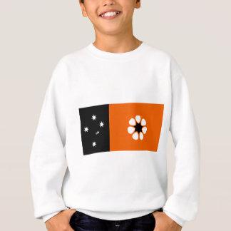 northern-territory-Flag Sweatshirt