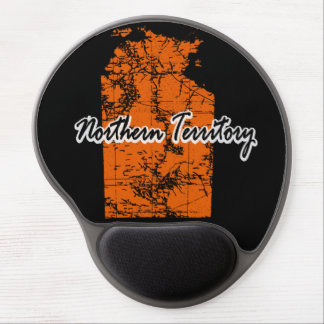 Northern Territory Gel Mouse Pad