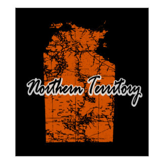 Northern Territory Poster