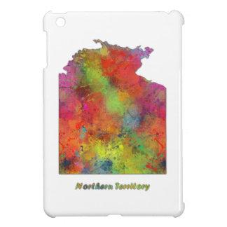 NORTHERN TERRITORY STATE MAP - iPad Mini Case