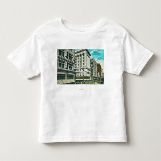 Northern View of Broadway from Eighth Toddler T-shirt