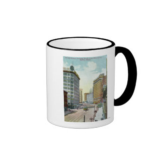 Northern View of Second Ave from Pike Street Mug