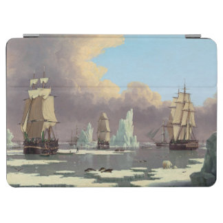 """Northern Whale Fishery: """"Swan"""" & """"Isabella"""" iPad Air Cover"""