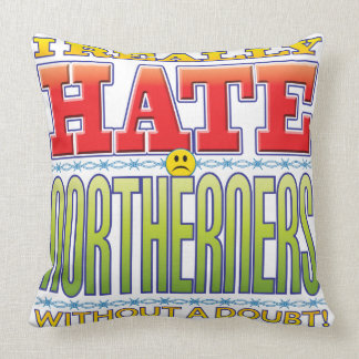 Northerners Hate Face Pillow